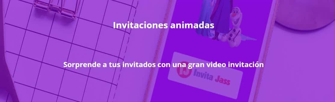 video invitaciones online