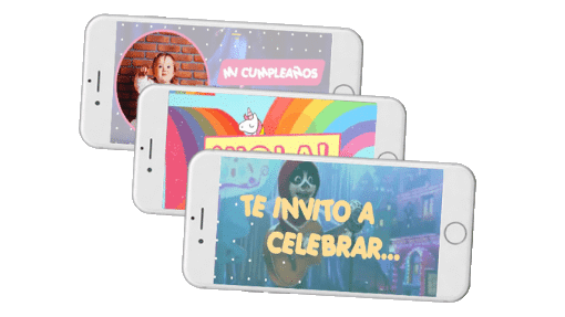 invitaciones de cumpleaños en lima