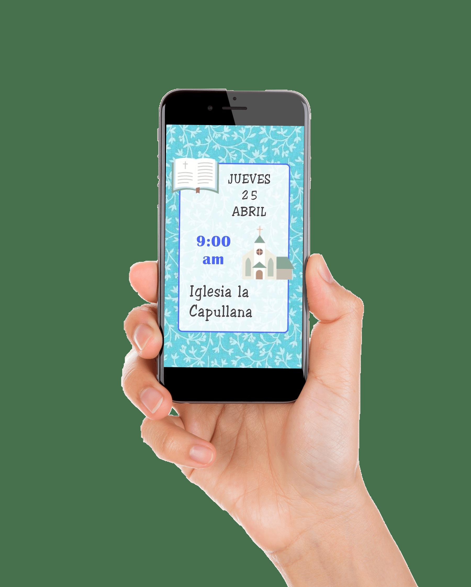 tarjetas de invitacion virtuales