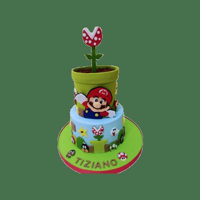 tortas de cumpleaños para niños varones