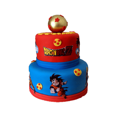 tortas de dragon ball