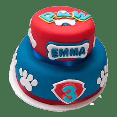 tortas tematicas para niños