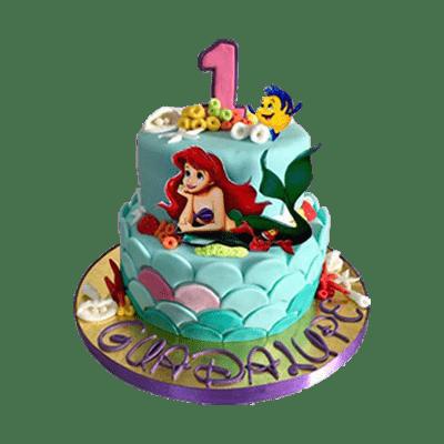 tortas para niñas